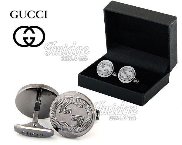 Запонки Gucci  №409