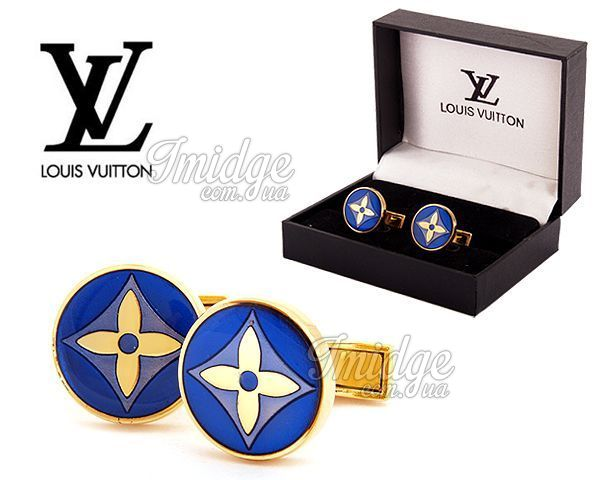 Запонки Louis Vuitton  №336