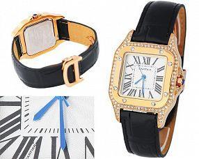 Женские часы Cartier  №MX0092