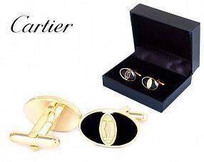 Запонки Cartier  №457