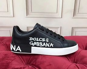 Кеды Dolce & Gabbana  №F118