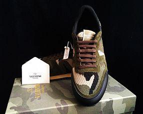 Кроссовки Valentino Модель №F047