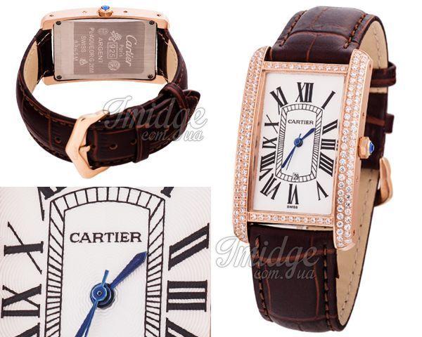 Женские часы Cartier  №MX2202