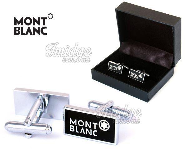 Запонки Montblanc  №463
