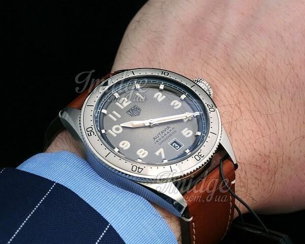 Часы TAG Heuer Autavia Automatic