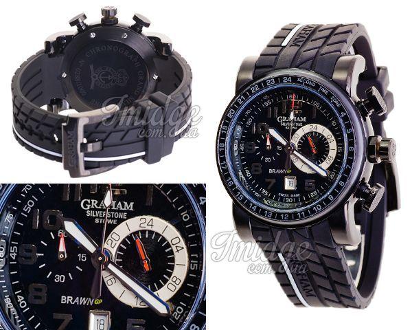 Мужские часы Graham  №N0853