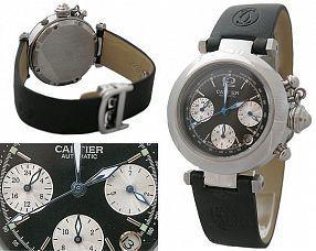 Копия часов Cartier  №C0177