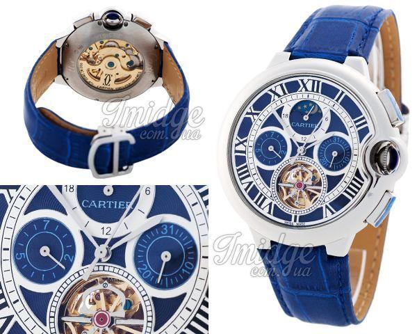 Мужские часы Cartier  №N2363
