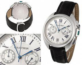 Мужские часы Cartier  №N2567