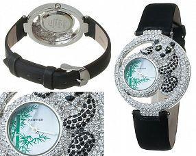 Женские часы Cartier  №N0048-4