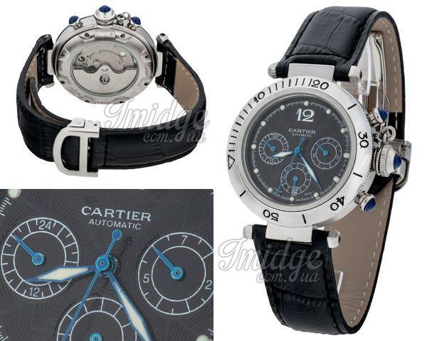 Унисекс часы Cartier  №MX1984