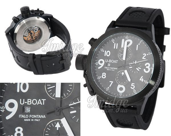 Мужские часы U-BOAT  №MX0070