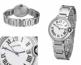 Женские часы Cartier  №N2632