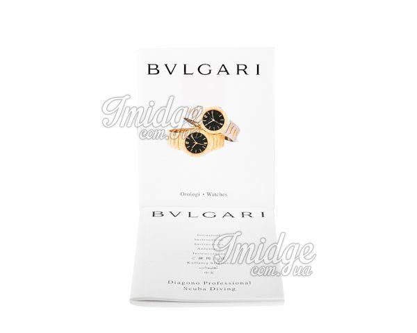 Документы для часов Bvlgari  №1082