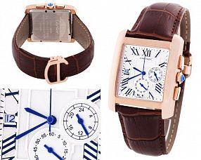 Мужские часы Cartier  №N2367