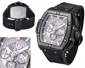 Мужские часы Hublot  №MX3555 (Референс оригинала 641.CI.0173.RX BLACK MAGIC)