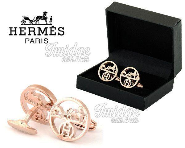 Запонки Hermes  №442