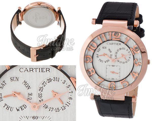 Унисекс часы Cartier  №MX1639