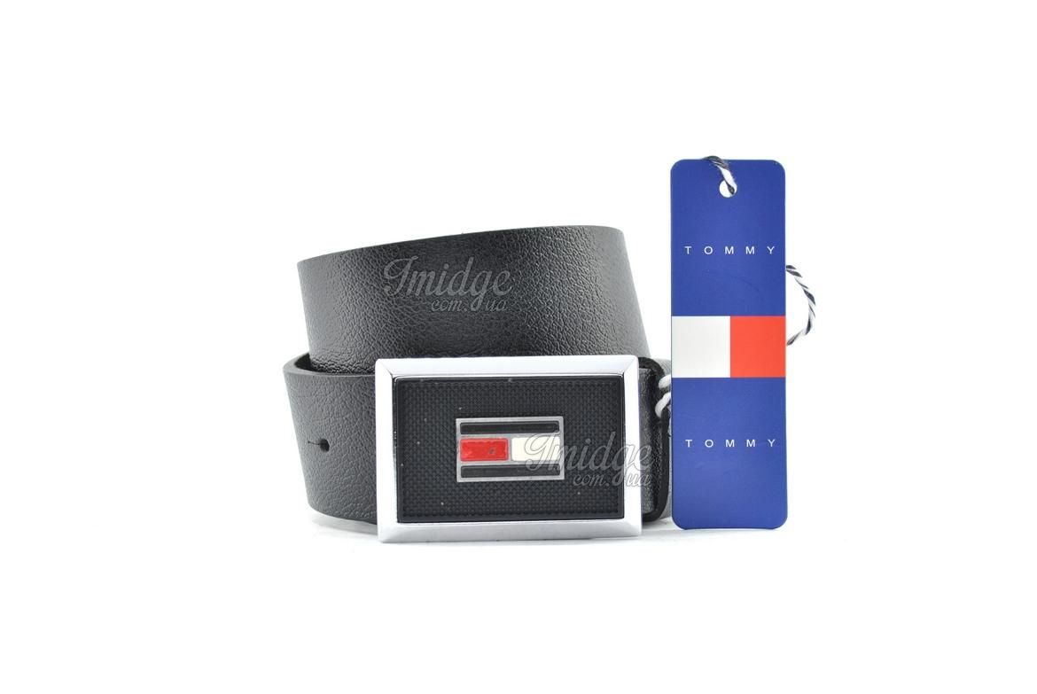 Ремень  Tommy Hilfiger  Leather №B0235