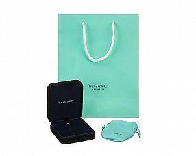 Коробка для украшений Tiffany & Co №1198