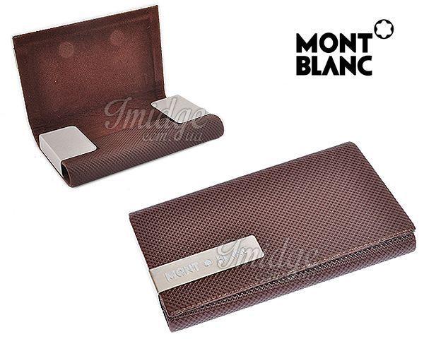 Визитница Montblanc  №C007