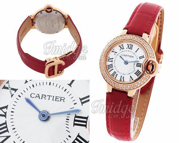 Женские часы Cartier  №MX2412