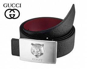 Ремень Gucci  №B062