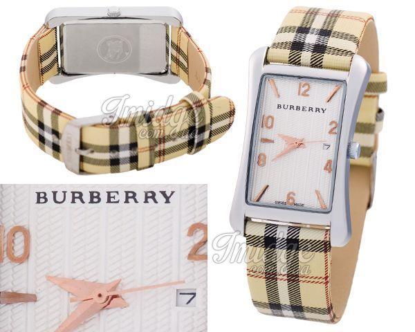 Женские часы Burberry  №MX1831