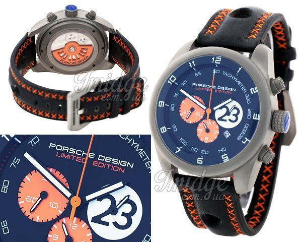 Мужские часы Porsche Design  №MX2844