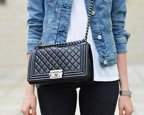 Сумка Chanel  №S684