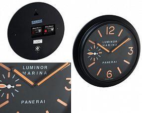 Настенные часы Panerai  №WC001