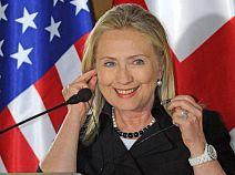 Хиллари Клинтон и ее часы