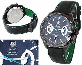 Мужские часы Tag Heuer  №N0102-1