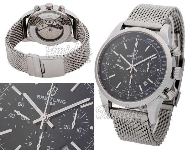 Мужские часы Breitling  №MX1791 (Референс оригинала AB015212-BA99-151A)