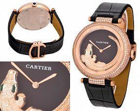Женские часы Cartier  №N1545
