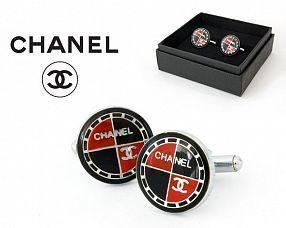 Запонки Chanel  №229