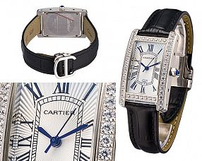 Женские часы Cartier  №MX3769