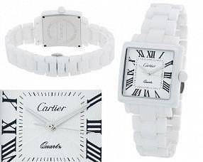 Женские часы Cartier  №N2075