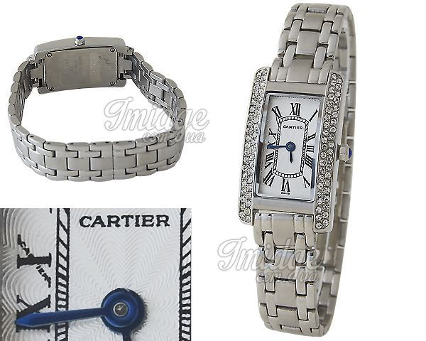 Женские часы Cartier  №C0072