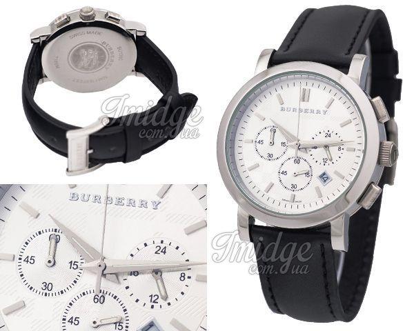 Мужские часы Burberry  №N0937