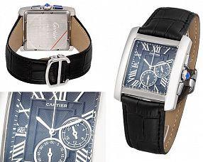 Мужские часы Cartier  №MX3174