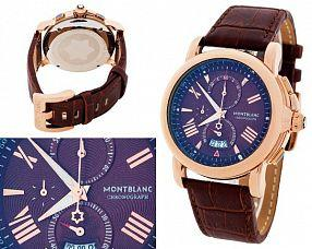 Мужские часы Montblanc  №N2182