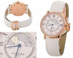 Женские часы Cartier  №N1540