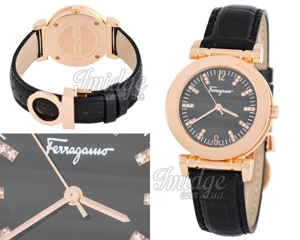 Женские часы Salvatore Ferragamo  №MX1080