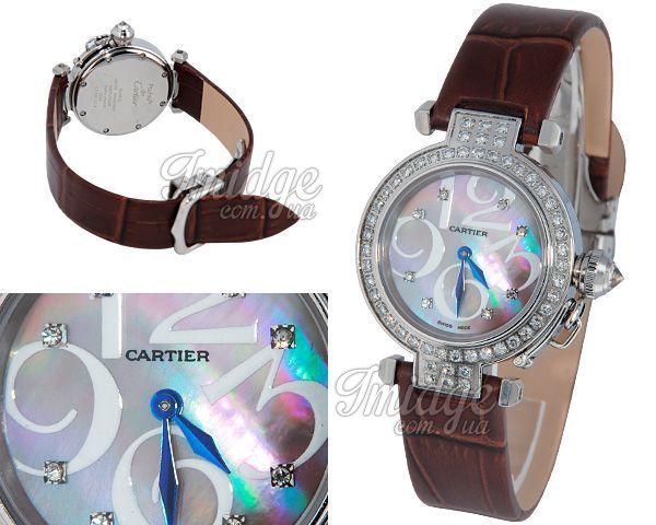 Женские часы Cartier  №MX0452