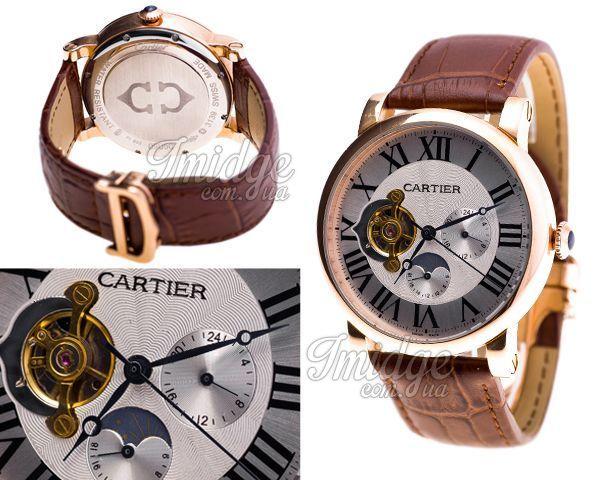 Мужские часы Cartier  №N0460