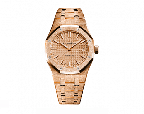 Часы Audemars Piguet Royal Oak Frosted Gold