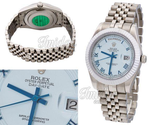 Мужские часы Rolex  №MX1214