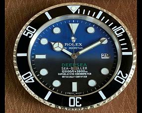 Настенные часы Rolex  №WC016