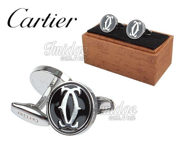 Запонки Cartier  №477